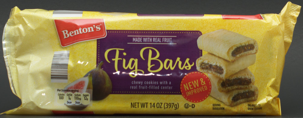 ALDI – Benton's Fig Bars – Food Review | Ain't Found A Good