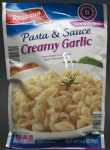 ALDI, Pasta And Sauce, Creamy Garlic, Reggano, Nutrition, Review, Calories, Price
