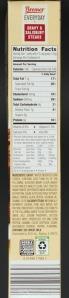 ALDI, Bremer Gravy and Salisbury Steaks, Nutrition, Review, Calories, Price