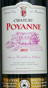 trader joe, review, price, wine, bordeaux, chateau poyanne, 2015
