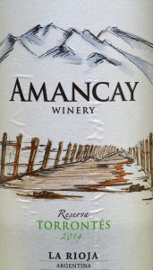 Trader Joe's, white wine, review, price, amancay, torrontes, 2014