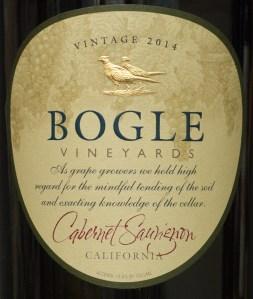 trader joe, review, price, Bogle cabernet sauvignon, 2014, Calofornia