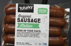 trader joe, review, nutrition, price, calories, tofurky italian sausage