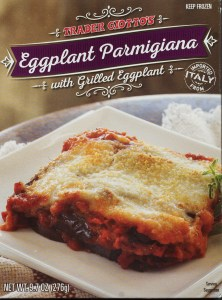 trader joes, eggplant parmiagiana, calories, price, nutrition, review
