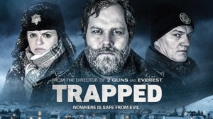 review, Trapped, tv series, murder, crime, police. Iceland
