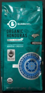 ALDI, whole bean coffee, review, price, Honduras, organic, fair trade, review