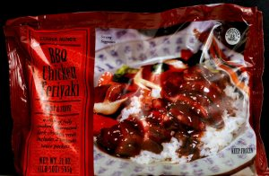 trader joe, bbq chicken teriyaki, nutrition, price, calories, review