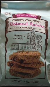 Trader Joe, review, price, nutrition, calories, cookies, crispy oatmeal raisin