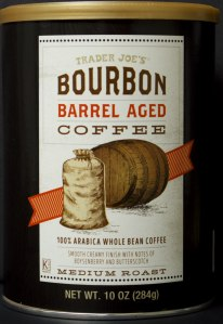 trader joe, coffee, whole bean, review, price, aged bourbon barrel