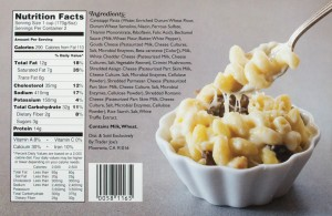 Trader Joe's, truffle mac & cheese, review, price, calories, nutrition