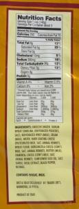 Trader Joe's, gnocchi al gorgonzola, review, price, calories, nutrition