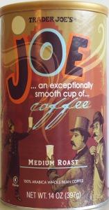 trader joes, whole bean coffee, joe, medium roast, review, price